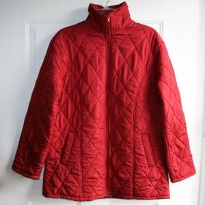 New! (NWOT) Kenpo I Women's Quilted Jacket - Large
